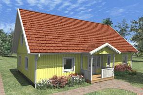 Schwedenhaus Malmö 160 Eckdaten