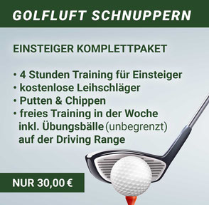 Golfluft Schnuppern