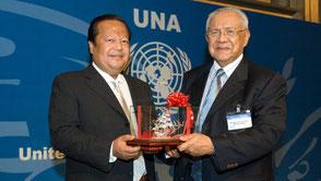 United Nations Award