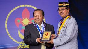 Chief Scout von Malaysien