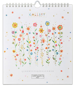 Gallery Turnowsky Art Kalender