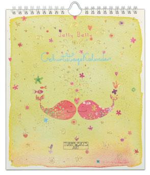 Turnowsky Kalender Jelly Belly Deckblatt