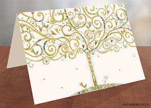 Vögel im Baum
