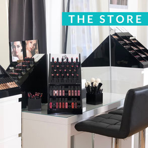 makeup shop, viktoria georgina, beauty in Zürich, makeup artist, local shop, cruelty free beauty, schminkprodukte