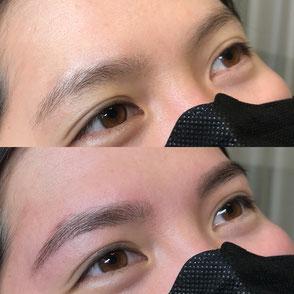 eyebrow styling, Augenbrauen in Zürich, best brows in town, beauty in Zürich, Viktoria Georgina, Augenbrauen, Brauen zupfen, Brauen Formen, eyebrows in Zürich