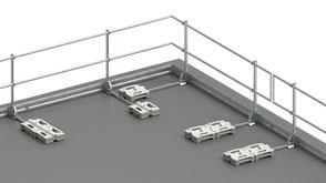 BARRIER-Geländersicherung