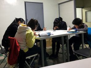 平塚の個別指導塾 堀口塾 平塚中等対策コース グループ活動対策