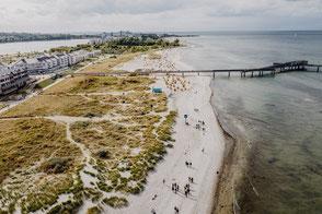 Windsurfschule, Windsurfverleih, Surf Festival am Südstrand Fehmarn