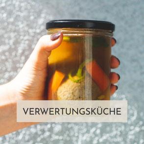 TRIXiS Dorfmarkt - Verwertungs- und Hausgemacht Küche