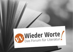 KultKoms Event-Reihe: Wieder Worte! // Literatur