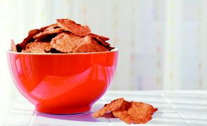 Kohlenhydratarmer Knabberspass von Proweightless - die BBQ-Chips