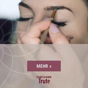 Make-up & Workshops bei Parfümerie Trute in Lich