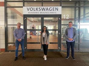 Der 2. Preis ging an Volkswagen Akademie