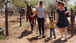 Kind en paard