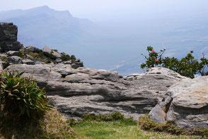Bergen in Zuid-Afrika