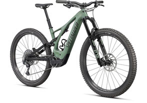 Specialized Levo Sage Green