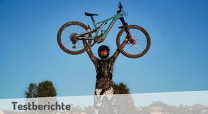 Aktuelle Tests und Bikevorstellungen von e-Mountainbikes 2021