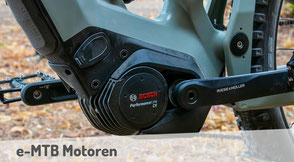 Die besten e-Mountainbike Motoren 2021