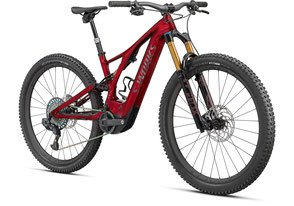 Specialized Levo Red Tint