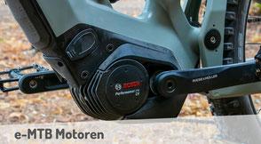 Die besten e-Mountainbike Motoren 2019.