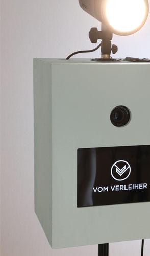 Fotobox mieten - mint