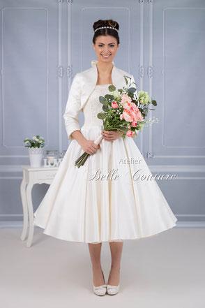 50er Jahre Brautkleid Saaland