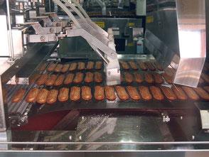 浜松名物うなぎパイの工場見学。予約不要でOK