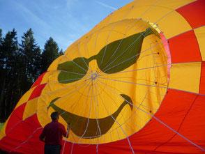 Ballonfahren München Voralpenland