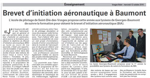 Article du 12 Octobre 2016