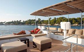 Balearen Luxus-Katamaransegeln Lagoon 620