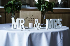Hochzeit auf Norderney