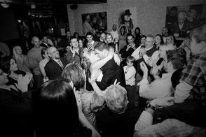 Eröffnungstanz Hochzeit Norderney