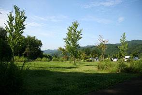 水府竜の里公園オートキャンプ場