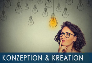 Marketing, Kommunikation, Events: Konzeption und Kreation