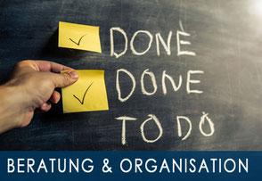 Marketing, Kommunikation, Events: Beratung & Organisation