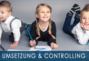 Marketing, Kommunikation, Events: Umsetzung & Controlling