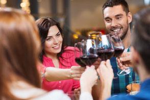 Individuelle Weinabende für Privatpersonen