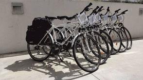 City- & Trekking Fahrradverleih an der Algarve / Portugal