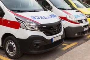 assurance flotte ambulance