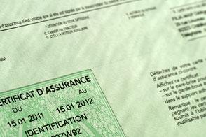 Assurance VTC carte verte