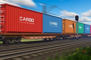 assurance marchandises transportées transport ferroviaire