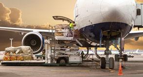 assurance marchandises transportées transport aérien