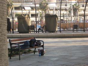 Feature Christian Buckard: Lampedusa in Tel Aviv