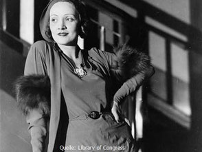Feature Christian Buckard: Marlene Dietrich