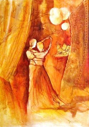 435- Le Crystal Danse