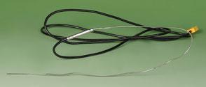 Temperatursensor Tastotherm Mantelthermoelement, biegsam