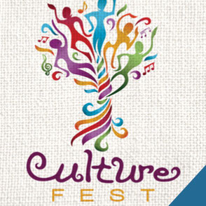 Lake Charles, Louisiana Culture Fest Logo Design