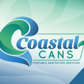 Coastal Cans Logo Design Lake Charles Louisiana