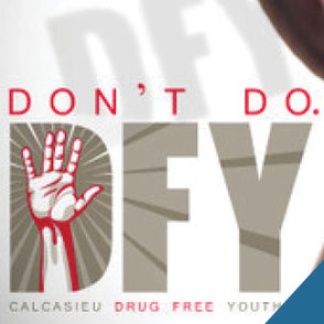 Calcasieu Drug Free Youth Branding Project