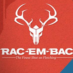 Rac-Em-Back Logo